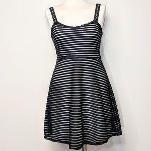 Free People Dresses - Free People Stripe Slip Dress